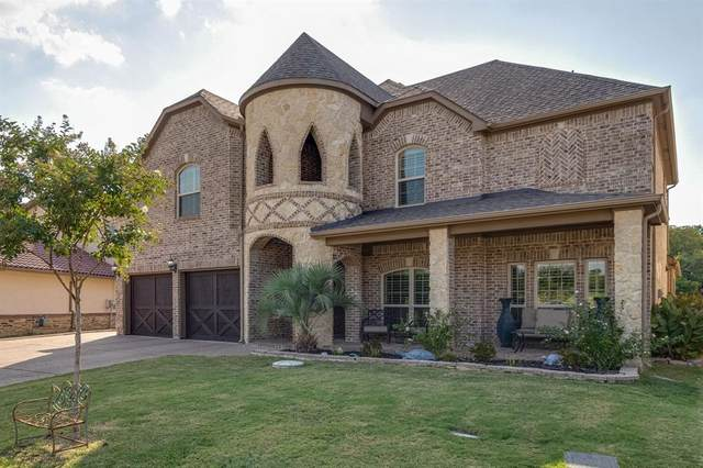 2445 Portwood Way, Fort Worth, TX 76179 (MLS #14424463) :: The Chad Smith Team