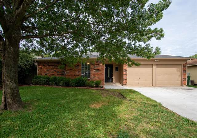 627 S Walnut Creek Drive, Mansfield, TX 76063 (MLS #14424490) :: RE/MAX Landmark