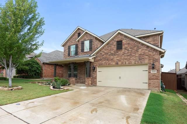 3333 Tori Trail, Fort Worth, TX 76244 (MLS #14424492) :: Frankie Arthur Real Estate