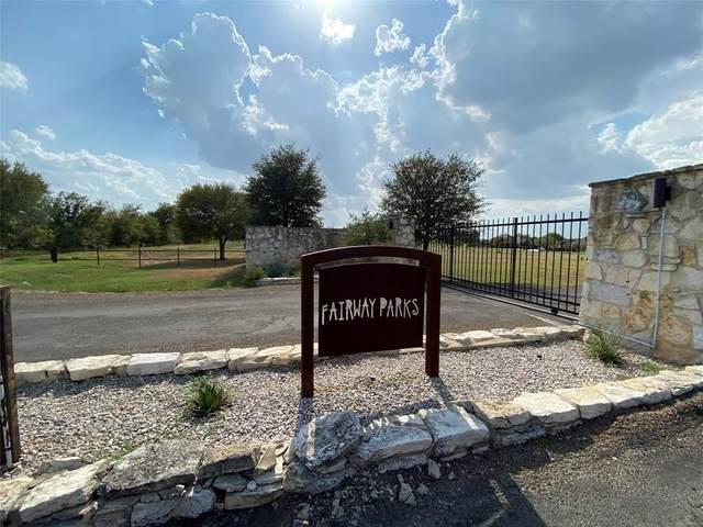 Lot 44 Turnberry Lane, Corsicana, TX 75110 (MLS #14424514) :: The Daniel Team