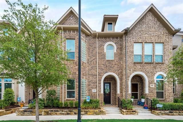 4152 Riverside Drive, Flower Mound, TX 75028 (MLS #14424523) :: Team Tiller