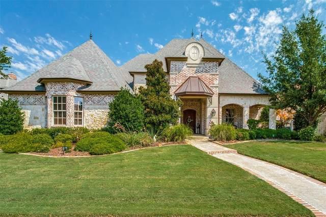 5070 Normandy Drive, Frisco, TX 75034 (MLS #14424608) :: Keller Williams Realty
