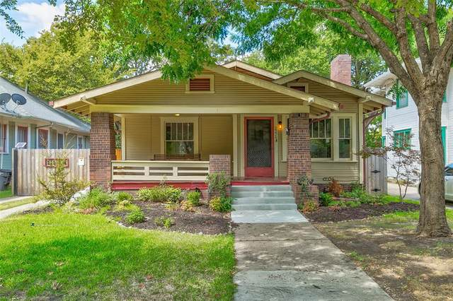 2224 6th Avenue, Fort Worth, TX 76110 (MLS #14424668) :: The Mitchell Group