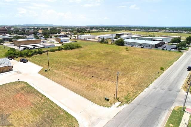 11 Windmill Circle, Abilene, TX 79606 (MLS #14424705) :: The Tierny Jordan Network