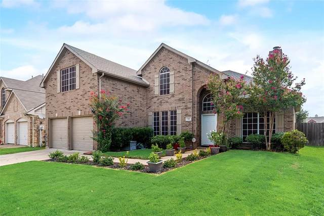 808 Glen Lakes Court, Wylie, TX 75098 (MLS #14424758) :: Frankie Arthur Real Estate