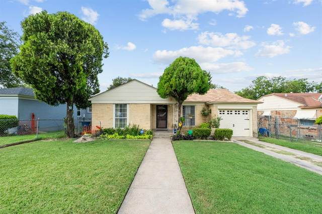 1911 Danube Drive, Dallas, TX 75203 (MLS #14424796) :: The Mitchell Group
