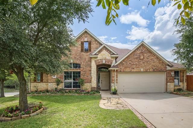 1432 Glenwood Drive, Azle, TX 76020 (MLS #14424847) :: Trinity Premier Properties