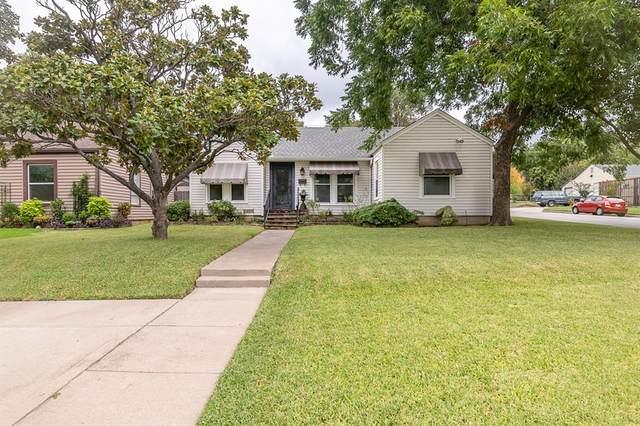 4900 Birchman Avenue, Fort Worth, TX 76107 (MLS #14424983) :: The Mitchell Group