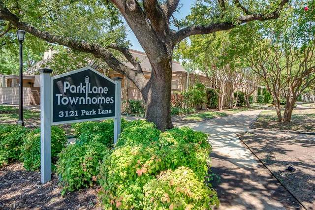 3121 Park Lane #1144, Dallas, TX 75220 (MLS #14424995) :: Frankie Arthur Real Estate