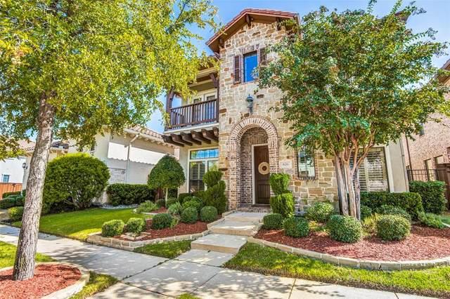 826 La Cima, Irving, TX 75039 (MLS #14425002) :: Bray Real Estate Group