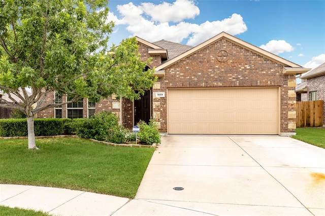509 Vidalia Court, Fort Worth, TX 76052 (MLS #14425054) :: The Daniel Team