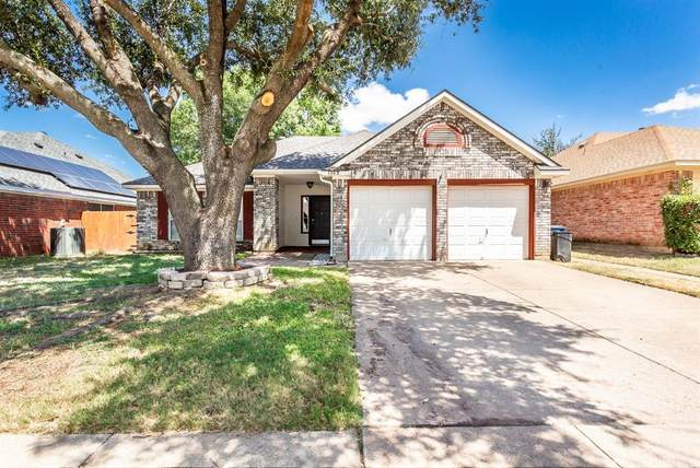 1105 Middlebury Lane, Euless, TX 76040 (MLS #14425121) :: RE/MAX Landmark