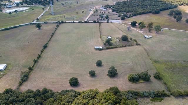 698 Trails End, Poolville, TX 76487 (MLS #14425128) :: The Tierny Jordan Network