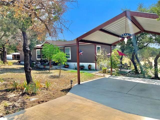 8 Mesquite Trail, Weatherford, TX 76087 (MLS #14425131) :: EXIT Realty Elite