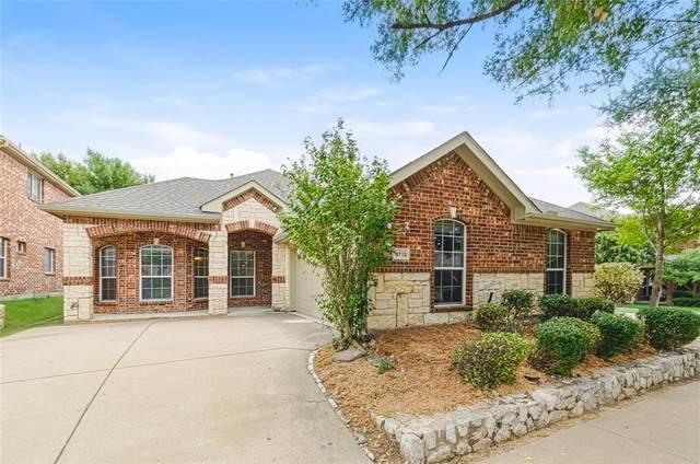 4713 Rancho Del Norte Trail, Mckinney, TX 75070 (MLS #14425191) :: The Kimberly Davis Group