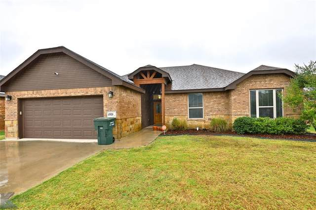 4918 Big Bend Trail, Abilene, TX 79602 (MLS #14425198) :: The Paula Jones Team | RE/MAX of Abilene