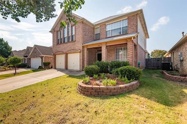 4630 Parkview Lane, Fort Worth, TX 76137 (MLS #14425215) :: Team Tiller