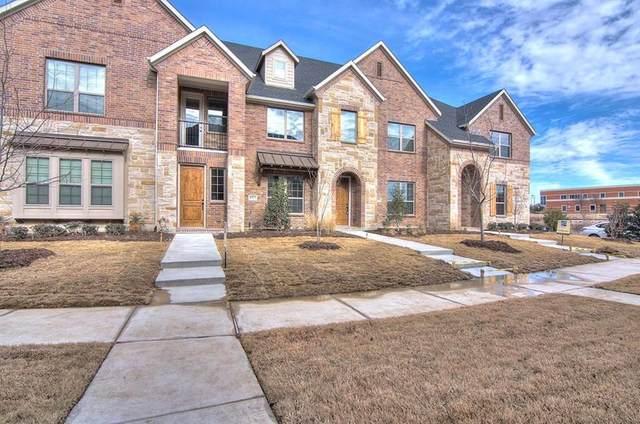 4678 Rhett Lane G, Carrollton, TX 75010 (MLS #14425342) :: Team Hodnett