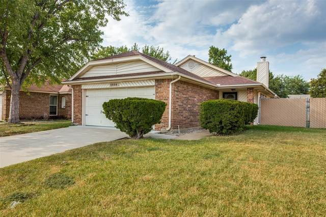 2604 Butterfield Drive, Fort Worth, TX 76133 (MLS #14425346) :: The Mitchell Group