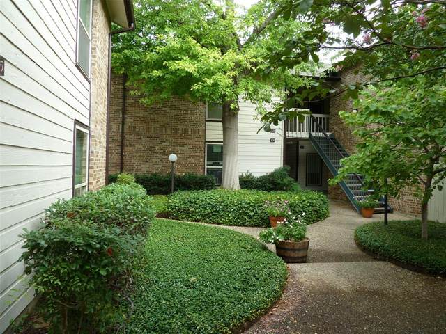 7107 Holly Hill Drive #16, Dallas, TX 75231 (MLS #14425354) :: EXIT Realty Elite