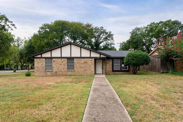 6901 Briardale Drive, North Richland Hills, TX 76182 (MLS #14425443) :: Team Tiller