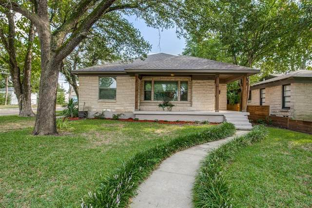 1902 Newport Avenue, Dallas, TX 75224 (MLS #14425452) :: Keller Williams Realty