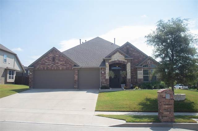 12132 Yarmouth Lane, Fort Worth, TX 76108 (MLS #14425464) :: The Heyl Group at Keller Williams