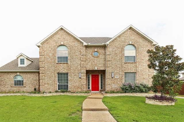 8824 Country Glen Crossing, Plano, TX 75024 (MLS #14425623) :: Real Estate By Design