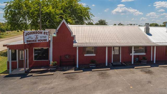 2810 Johnson Street, Greenville, TX 75401 (MLS #14425639) :: The Mitchell Group