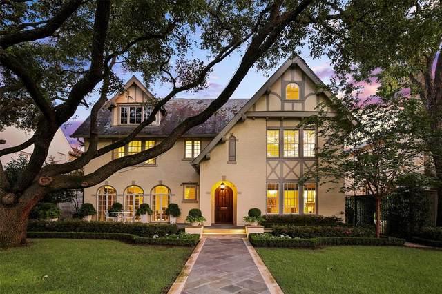 3509 Princeton Avenue, Highland Park, TX 75205 (MLS #14425645) :: Potts Realty Group