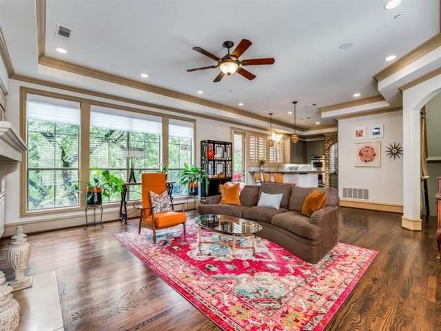4033 Buena Vista Street C, Dallas, TX 75204 (MLS #14425674) :: Bray Real Estate Group