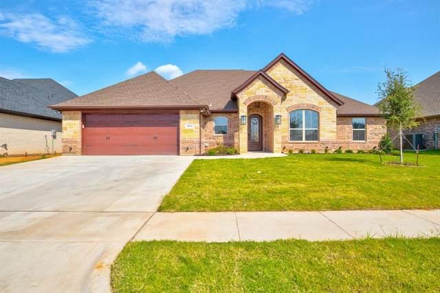 3016 Reed Court, Granbury, TX 76048 (MLS #14425686) :: The Hornburg Real Estate Group