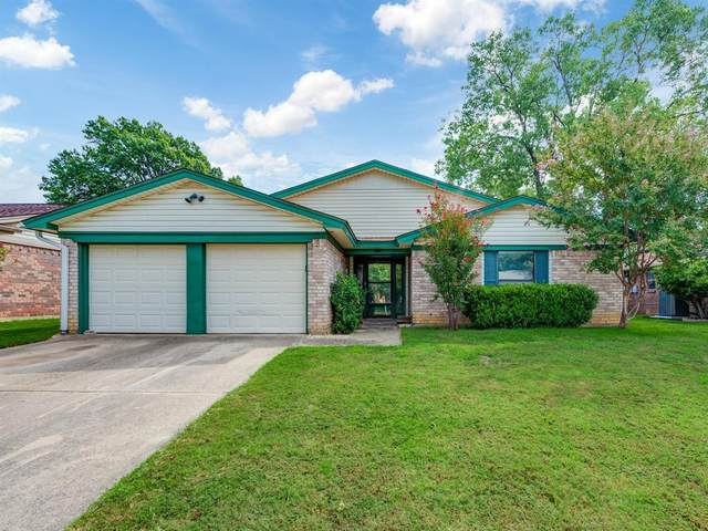 508 Parker Drive, Euless, TX 76039 (MLS #14425782) :: The Kimberly Davis Group