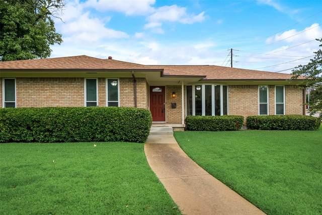9304 Hunters Creek Drive, Dallas, TX 75243 (MLS #14425818) :: Frankie Arthur Real Estate