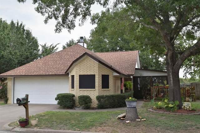 703 Cherry Drive, Groesbeck, TX 76642 (MLS #14425831) :: RE/MAX Landmark