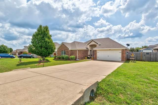 2907 Saunter Lane, Granbury, TX 76049 (MLS #14425905) :: Front Real Estate Co.