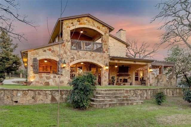 5016 Hidden Oaks Lane, Arlington, TX 76017 (MLS #14425927) :: The Mitchell Group