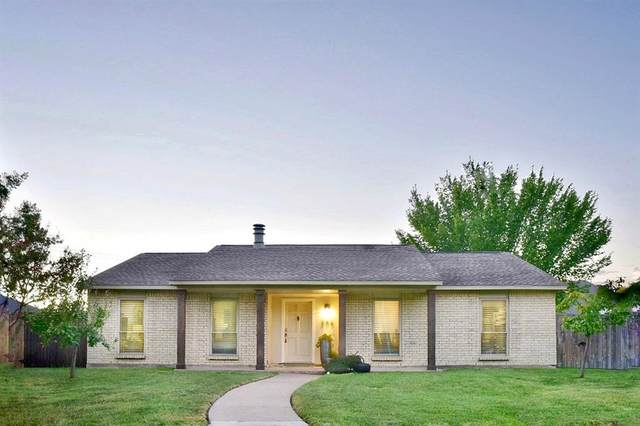 256 Willow Springs Drive, Coppell, TX 75019 (MLS #14425946) :: Front Real Estate Co.
