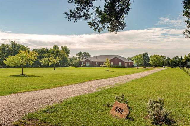 602 W 3rd, Dodd City, TX 75438 (MLS #14425959) :: Team Hodnett
