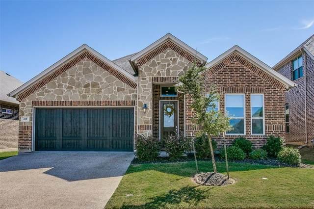 412 Balmora Way, Roanoke, TX 76262 (MLS #14425973) :: The Chad Smith Team