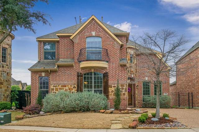 2705 White Dove Drive, Plano, TX 75093 (MLS #14425974) :: The Mitchell Group