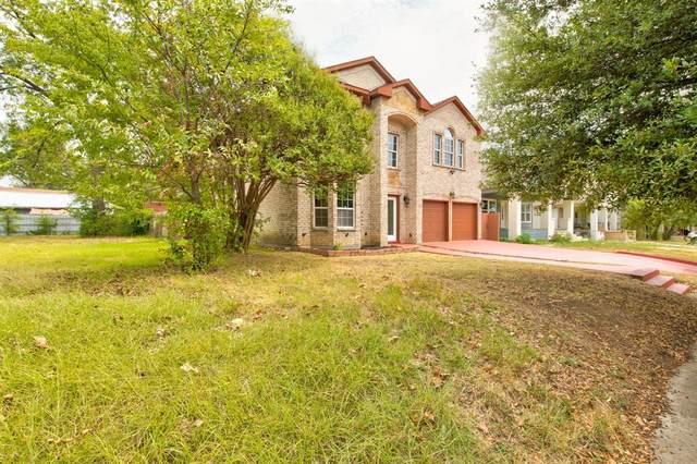 3005 S Jennings Avenue, Fort Worth, TX 76110 (MLS #14426037) :: RE/MAX Landmark