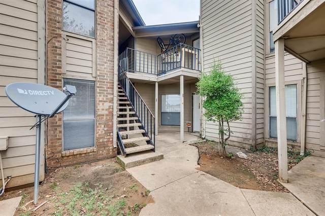 1618 Pecan Chase Circle #79, Arlington, TX 76012 (MLS #14426080) :: The Heyl Group at Keller Williams