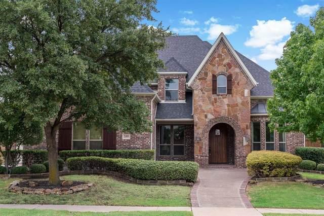 2481 Dillon Drive, Frisco, TX 75033 (MLS #14426097) :: Real Estate By Design