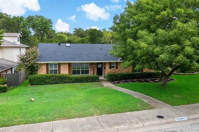 11005 Carissa Drive, Dallas, TX 75218 (MLS #14426102) :: Frankie Arthur Real Estate