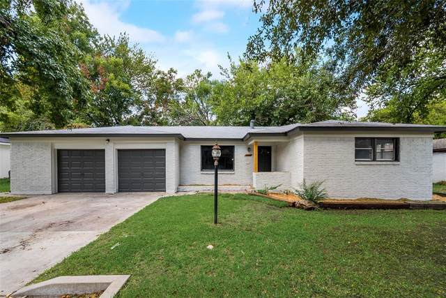 5704 Carb Drive, Westworth Village, TX 76114 (MLS #14426122) :: RE/MAX Landmark