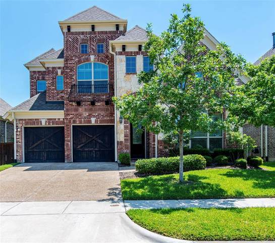 8221 Inverness, The Colony, TX 75056 (MLS #14426261) :: The Kimberly Davis Group