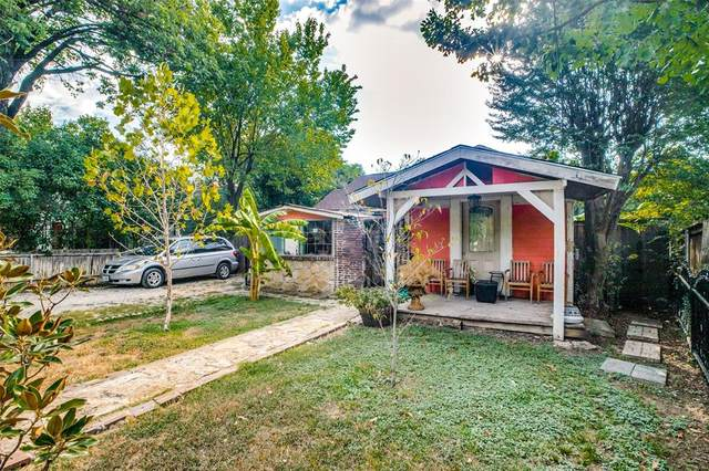 4282 S Cresthaven Road, Dallas, TX 75209 (MLS #14426275) :: Keller Williams Realty