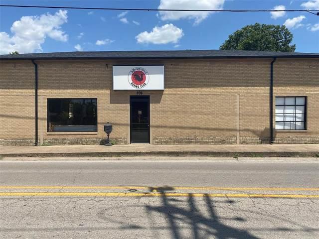 208 N Jefferson Street, Kaufman, TX 75142 (MLS #14426290) :: Trinity Premier Properties