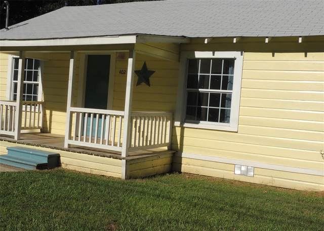 402 Wilkerson, Winnsboro, TX 75494 (MLS #14426334) :: The Kimberly Davis Group